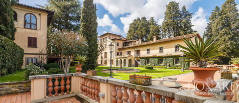 apartment with a view of florence for sale