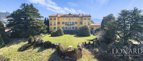 historical castle for sale in the province of varese
