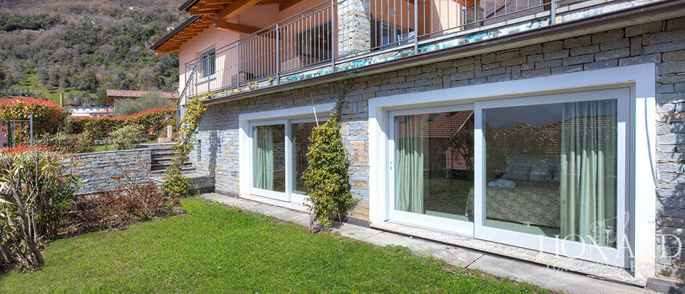 lake view villa for sale in tremezzo