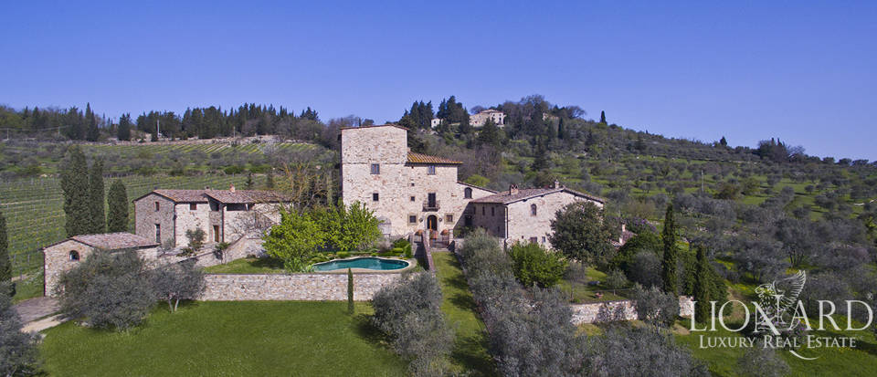 Villa once owned by Michelangelo Buonarroti for sale Image 1