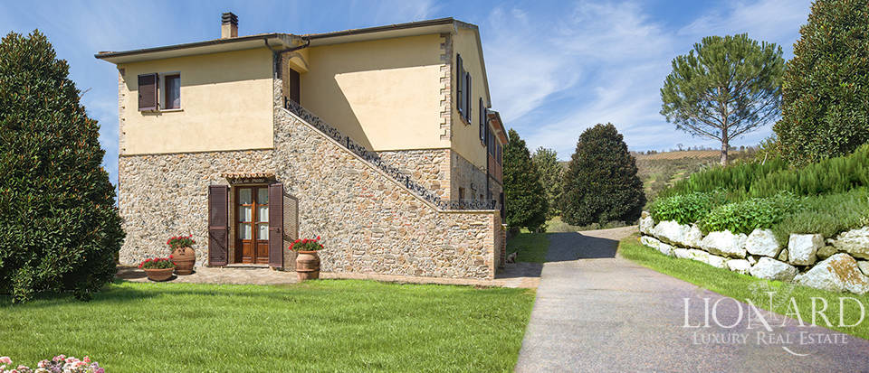 agritourism resort for sale in the province of grosseto