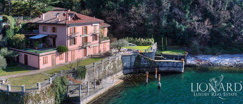 lake front apartment for sale in como