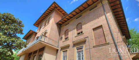 elegant villa for sale in modena