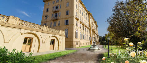 historical hotel for sale in livorno