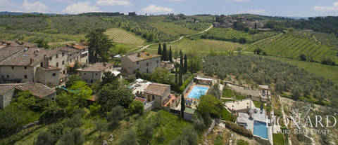 exclusive property for sale in chianti