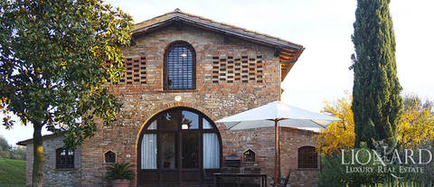 stunning tuscan farmhouse for sale near florence