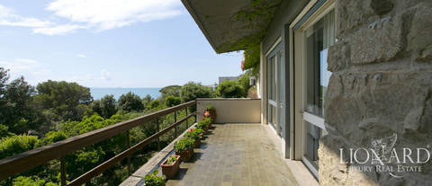 villa for sale by punta ala s sea
