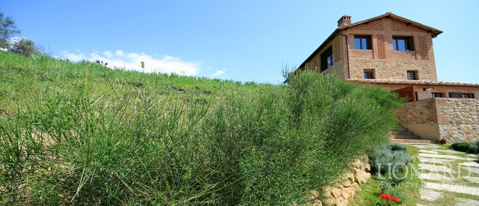 Estate in Siena