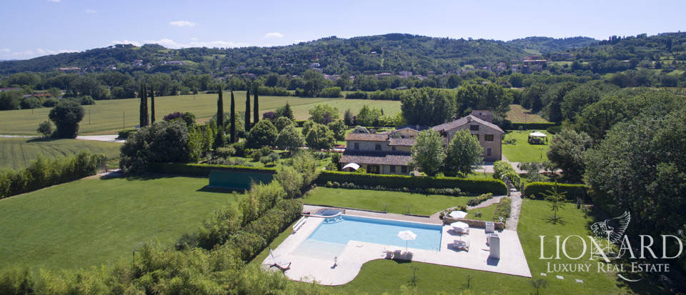 luxury agritourism resort for sale in perugia