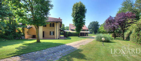 stunning villa with mill for sale near milan