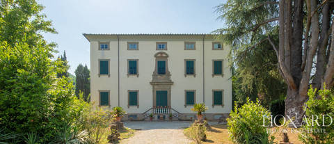 17th century villa in Lucca s countryside