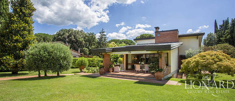 charming luxury villa for sale in florence
