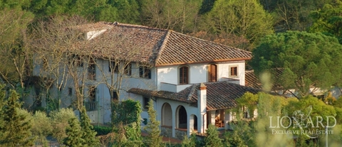 luxury homes in italy tuscan villas for sale