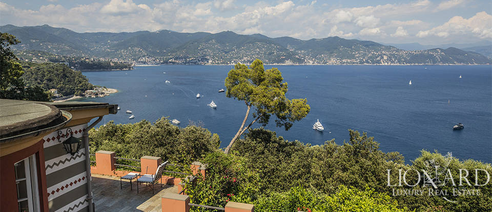 Luxury villa by the sea in Santa Margherita Ligure Image 1