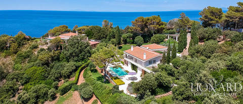 wonderful villa by mount argentario s sea