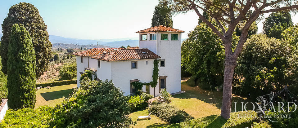 Renaissance villa for sale on Florence