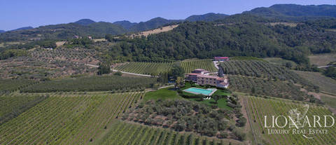 farmstead for sale in the heart of mugello tuscany