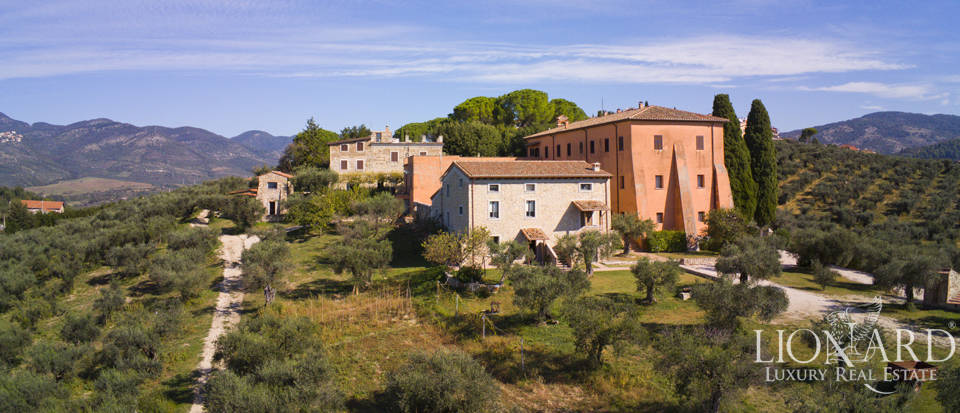 Wine-producing farm for sale in Rome Image 1