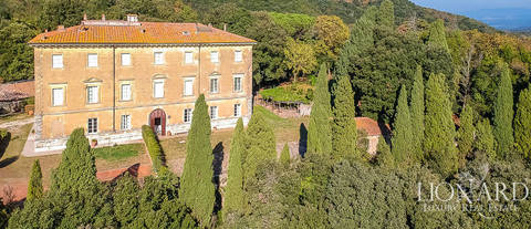 luxury villa for sale in the province of livorno