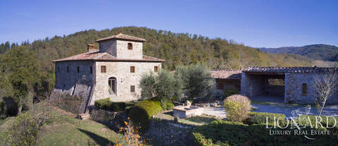 luxury estate for sale in the heart of chianti