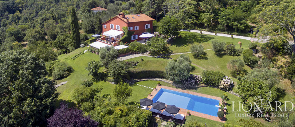 Luxury estate for sale near Florence Image 1
