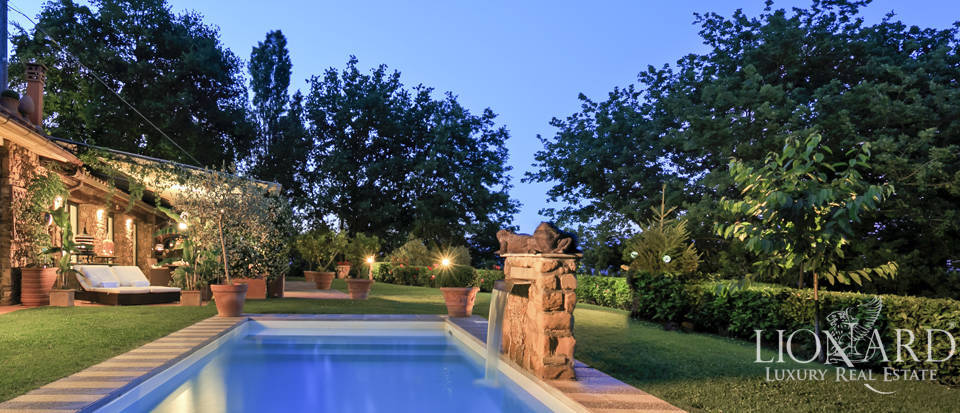 luxury property for sale in the province of florence