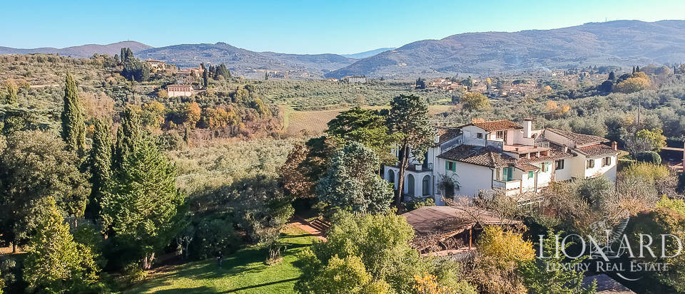 luxurious villa for sale on florence s hills