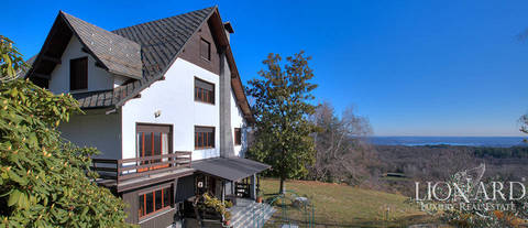 luxury villa for sale near lake maggiore