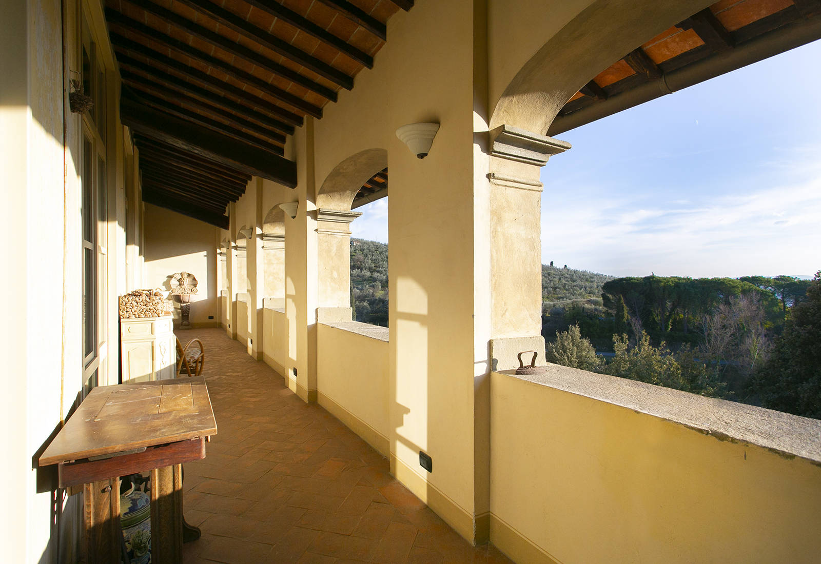 historical villa for sale in the province of arezzo