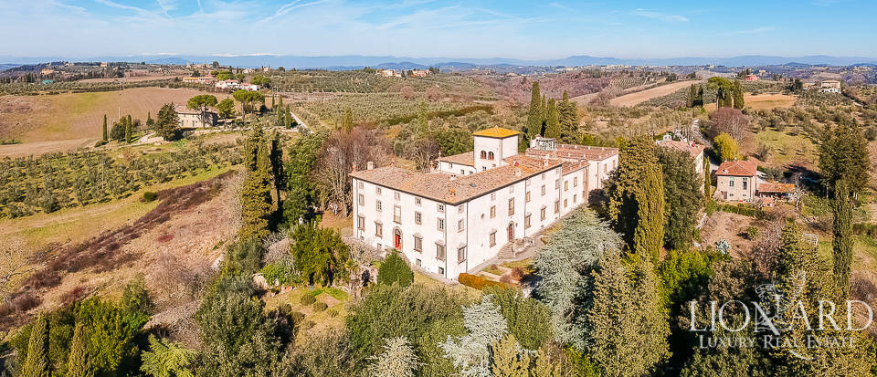 16th-century villa for sale in Florence