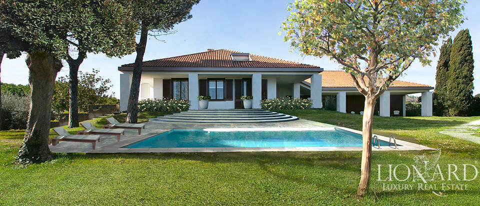 luxury villa near riccione s sea for sale