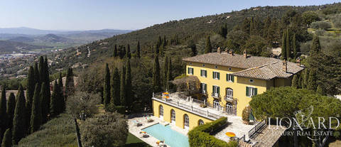 historical estate for sale on umbria s hills