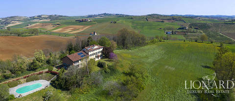 luxury estate for sale in the province of alessandria