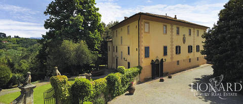 16th century villa for sale near pisa