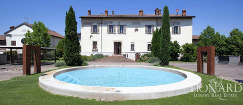 luxury villa for sale in pavia