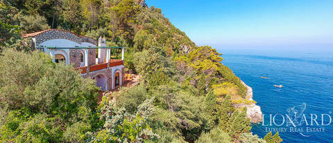 luxury villa for sale in anacapri