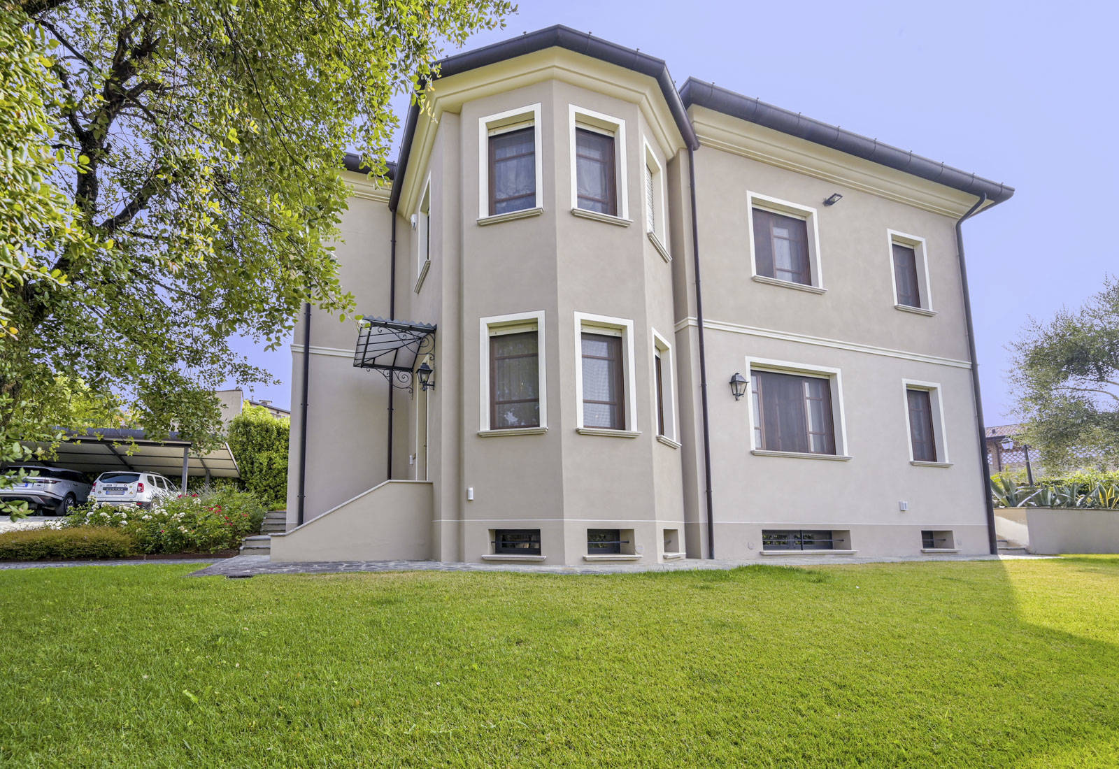 luxury villa for sale erbusco brescia
