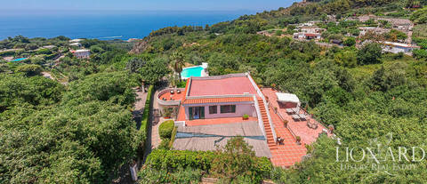 stunning villa for sale in anacapri