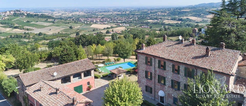 Historical estate for sale near Alessandria Image 1