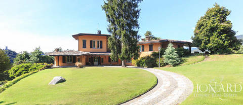 luxury villa for sale in como