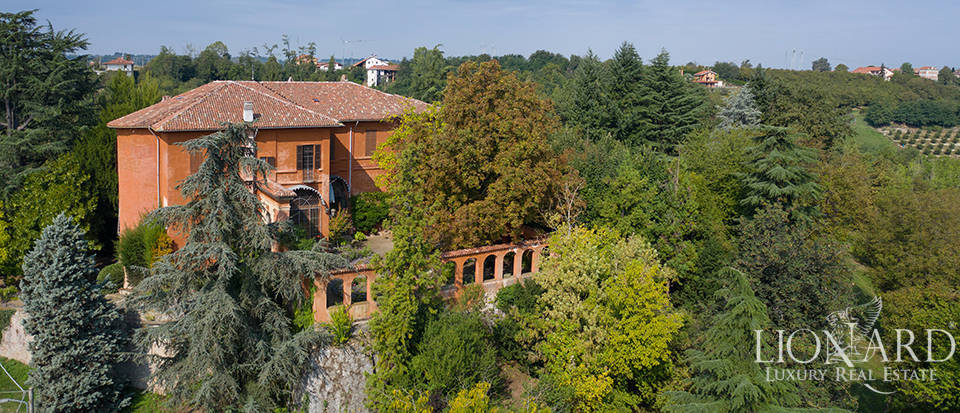 Stunning castle for sale near Cuneo Image 1