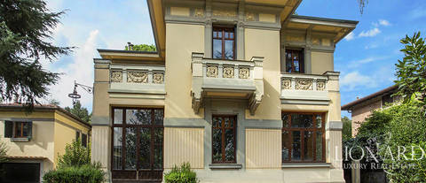 art nouveau villa for sale san domenico florence