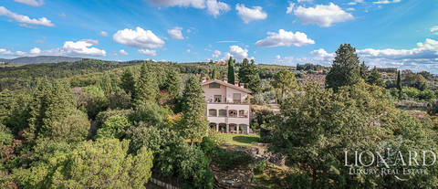 stunning luxury villa for sale in florence