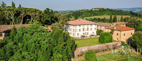 tuscan farmstead for sale pisa