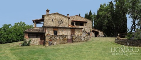 villas in tuscany luxury homes for sale