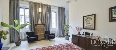 luxury apartment for sale in palestro area milan