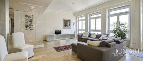 luxury apartment for sale in piazza san babila