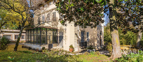 luxury villa for sale florence 1