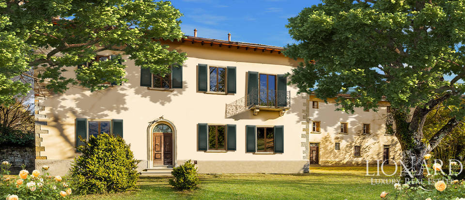 Late-nineteenth-century villa for sale in Chianti Image 1
