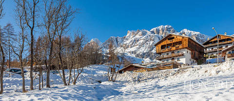 penthouse for sale in cortina